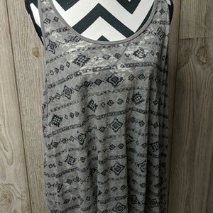 Maurices Tops - Maurices Burn out tank top